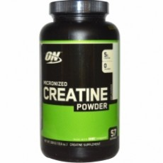 Optimum Nutrition - Micronized Creatine Powder 300g By Herbal Medicos